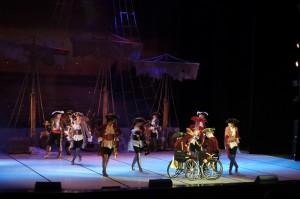 Пираты на колясках
