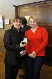 Александр Крылов, Ольга Краснова и талисман на удачу