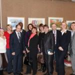 Ротарианцы Череповца и гости концерта